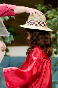 First Baptist Day School's 2005-2006 Kindergarten class graduation.