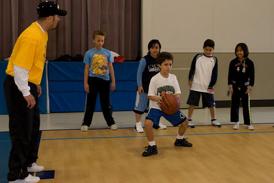 Eaglet Basketball at St. John's Lutheran School