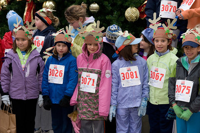 Sydney has been participating twice a week in a before-school program called Girls on the Run. The fall season finished with a 5K run during the 2nd Annual Girls on the Run Reindeer Romp. (Image taken with Canon EOS 20D at ISO 800, f5.6, 1/60 sec and 53mm)