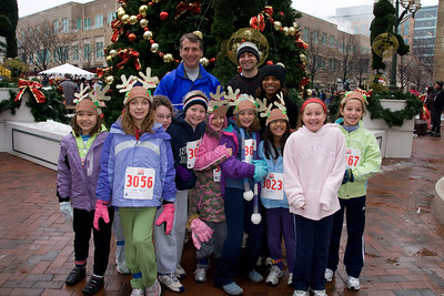 Sydney has been participating twice a week in a before-school program called Girls on the Run. The fall season finished with a 5K run during the 2nd Annual Girls on the Run Reindeer Romp. (Image taken with Canon EOS 20D at ISO 800, f7.1, 1/60 sec and 17mm)