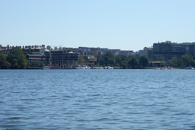 View down river to Georgetown. (Image taken with FinePix F10 at ISO 80, f7.1, 1/340 sec and 24mm)
