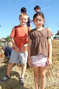 Pumpkin Patch (11 Oct 2008)
