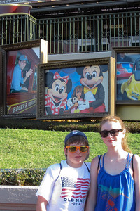 Christopher and Sydney at Disney's Magic Kingdom (Image taken by Kathy L. Kane on 27 May 2012 with Canon PowerShot ELPH 100 HS at ISO 0, f4.5, 1/125 sec and 12.8mm)
