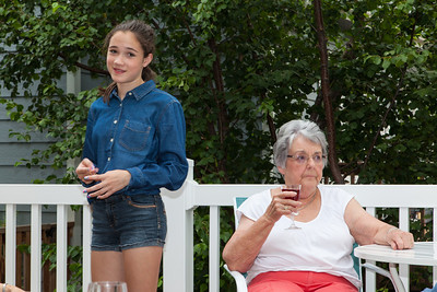 Grady's 80th Birthday (23 Aug 2013)