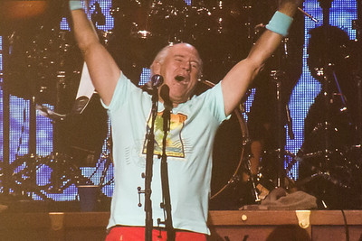 Jimmy Buffett concert at Jiffy Lube Live on 17 Aug 2013.