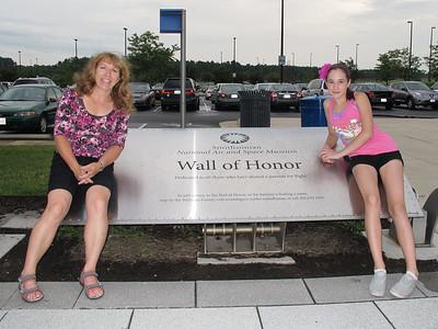 John, Tracy & Rachel's Visit (08 Aug 2013)