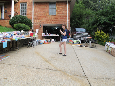Garage Sale (13 Jul 2013)