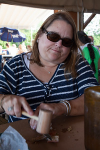 Aunt KK Visit (26-28 Jun 2015)