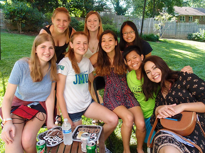 Sydney's Graduation Party (25 Jun 2016)