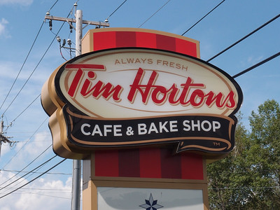 Tim Hortons (14 Aug 2017)