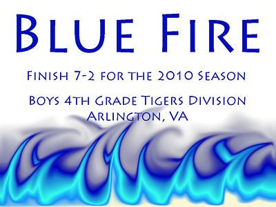 Blue Fire vs Pythons (28 Feb 2010)
