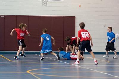 Blue Fire vs Running Rebels (16 Jan 2010)