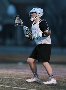 Yorktown Boys JV Lacrosse (03 Mar 2016)