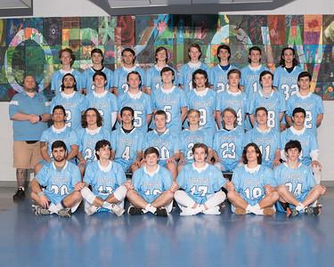 Yorktown Boys Varsity Lacrosse (17 Mar 2017)