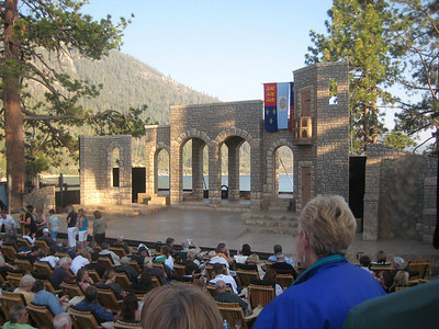 Shakespeare Theater at Sand Harbor