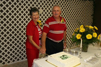 Pat and Clyde's 50th Wedding Anniversary