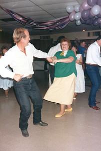Bill & Myra's 25th Anniversary (June 1987)