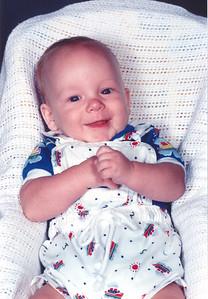 Ryan Roth, circa November 1988