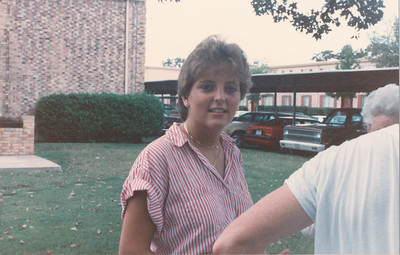 Sarah Everest Baptism (28 Sep 1986)