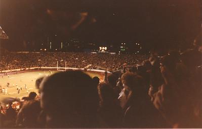 TAMU @ tu Football (1986)