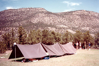 Antelope Campsite