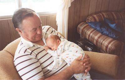 Grandparent Visit (2-8 May 1988)