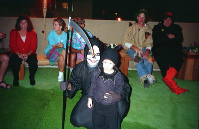 ?. It was a surprise 30th birthday/Halloween party for Patrick Kane at his and Kathy's condo, 2722 Wendy Place, Port Hueneme, California, Oct/Nov 1994