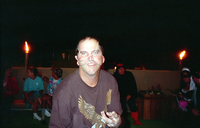Don ?. It was a surprise 30th birthday/Halloween party for Patrick Kane at his and Kathy's condo, 2722 Wendy Place, Port Hueneme, California, Oct/Nov 1994