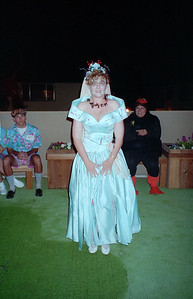 Kathy Kane. It was a surprise 30th birthday/Halloween party for Patrick Kane at his and Kathy's condo, 2722 Wendy Place, Port Hueneme, California, Oct/Nov 1994