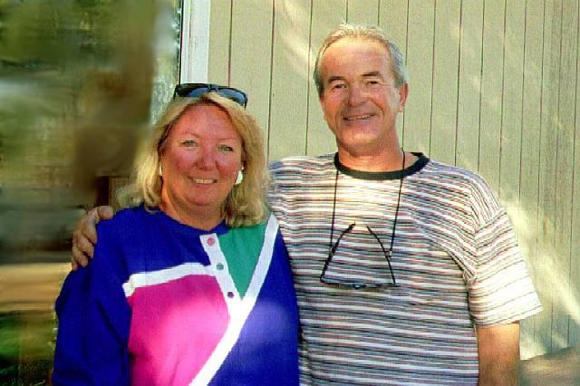 Carol and Ed McComas