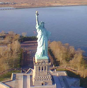 The Statue of Liberty symbolizes the many freedoms we enjoy in the United States. Picture source: The NYC Insider