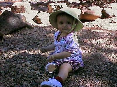 Sydney Jean Kane ready for adventure on a Colorado outing.
