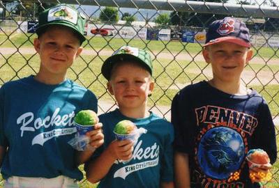 Grady, Nathan & Ryan