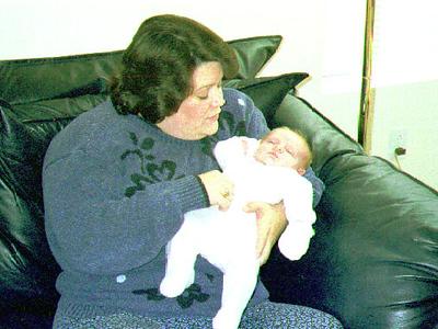 Aunt KK & Sydney
