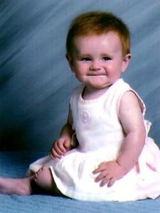 Sydney's 6-month portrait
