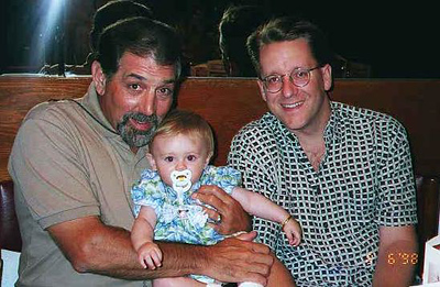 Sam, Sydney & Dad