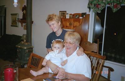 Sydney, Lynette & Heidi