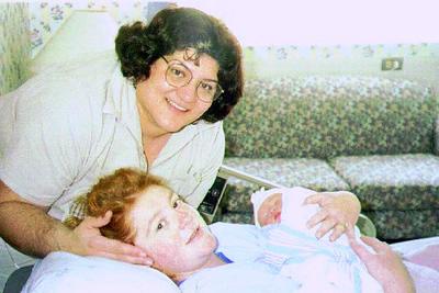 Kathy, Nora & Sydney