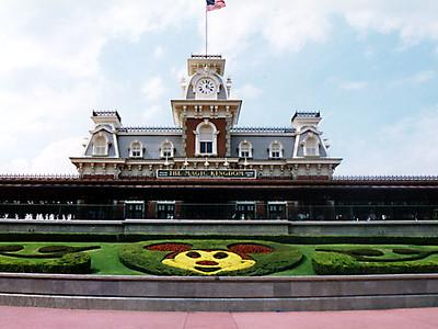 "Walt Disney World, ""The Magic Kingdom"""