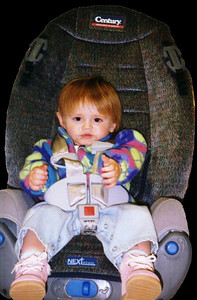 Now that she's a big girl, Sydney Jean Kane needed a new car seat. We bought this Century Nextstep based on a friend's recommendation. Washington DC.