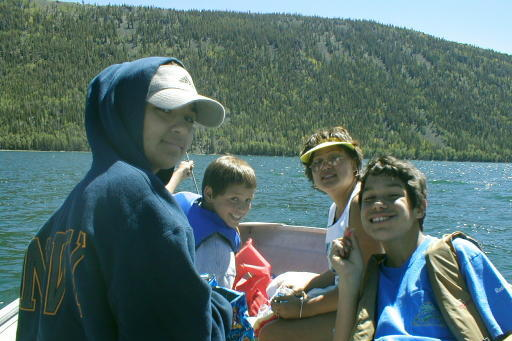 Camping trip to Fish Lake