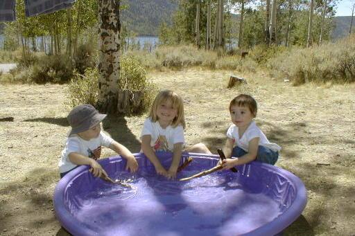 Camping trip to Fish Lake