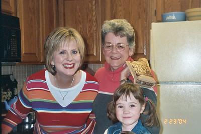Cheryl, Mom and Rachel