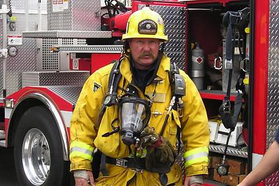 Ventura Fire Dept. visit to First Baptist Day School