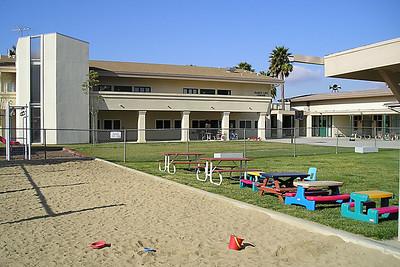 First Baptist Day School playground.