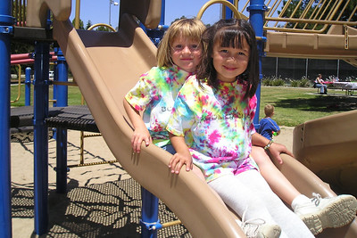 Sydney Kane and Sierra, best friends.