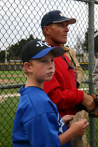 Simon with his Dad, after winning his King City All-Stars baseball game.
