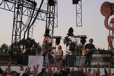 Kathy wasn't going to let us miss a fellow Austrlian's--Keith Urban--concert at the Ventura County Fair. It was a great show and the kids really enjoyed it.