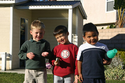Christopher, Eli & Isaac