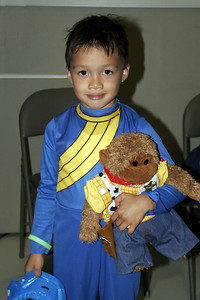 Halloween 2005. Eli